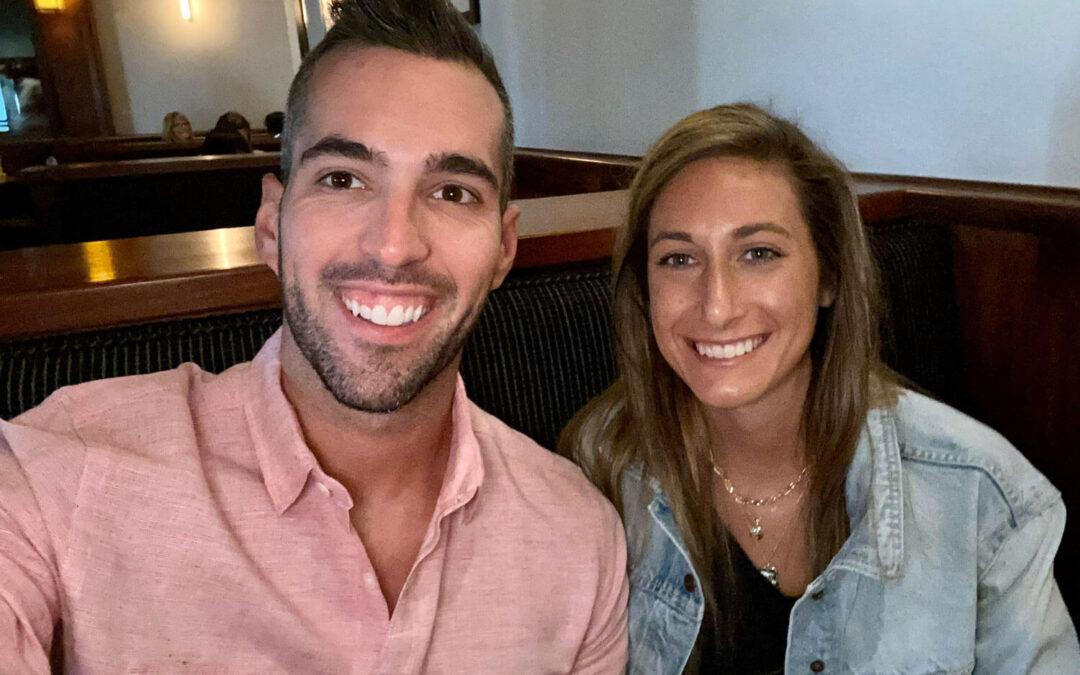 Tony Stephan and wife Andrea